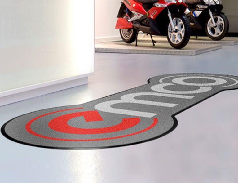 Logomatten und Teppiche drucken in bester Qualität